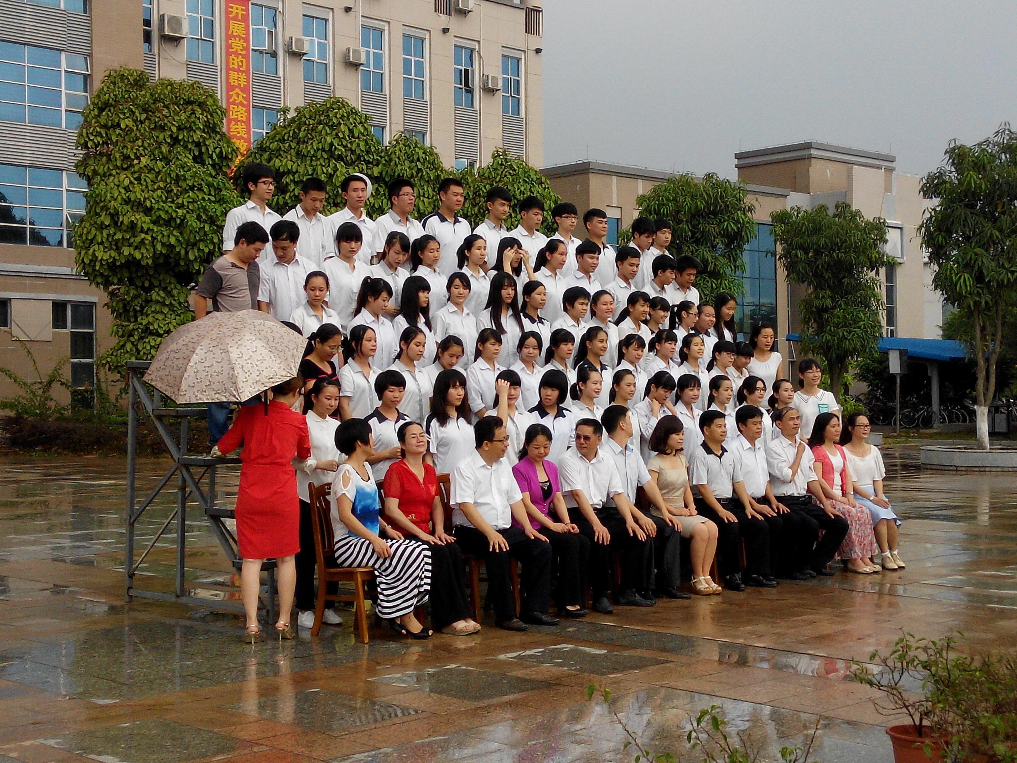 纪念举行合影毕业高中时光英语翻译学生高中图片